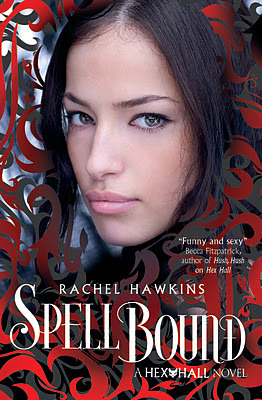 Post Thumbnail of Review: Spell Bound by Rachel Hawkins