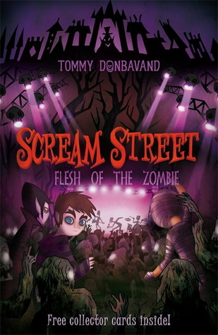 Flesh of the Zombie by Tommy Donbavand
