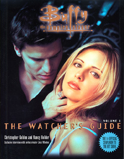 Free download online Buffy:The Watchers Guide Volume One (Buffy the Vampire Slayer: The Watcher's Guide #1) by Christopher Golden, Nancy Holder, Keith R.A. DeCandido PDF
