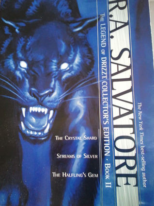 Download free The Legend of Drizzt Collector's Edition Book II: The Crystal Shard, Streams of Silver, The Halfling's Gem (The Icewind Dale Trilogy #1-3 omnibus) by R.A. Salvatore RTF