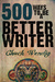 500 Ways To Be A Better Writer by Chuck Wendig