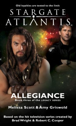 Allegiance by Melissa Scott