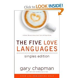 The Five Love Languages Singles Edition by Gary Chapman