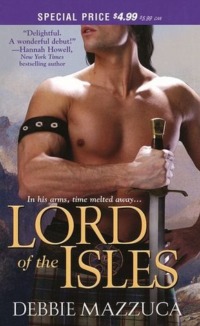 Lord of the Isles (Men of the Isles, #1)