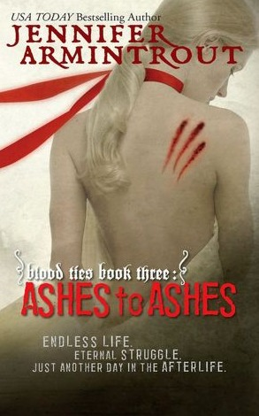 Ashes to Ashes by Jenny Trout