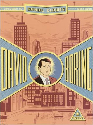 David Boring by Daniel Clowes