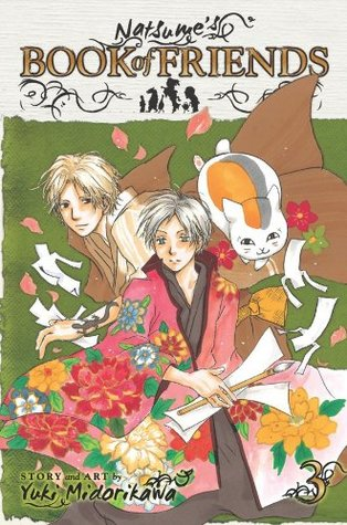 Natsume's Book of Friends, Volume 3 by Yuki Midorikawa