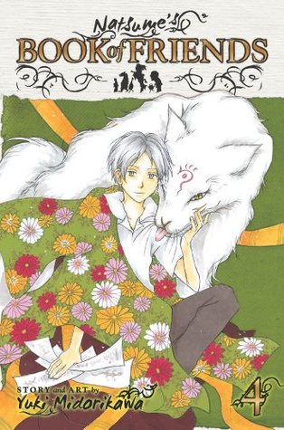 Natsume's Book of Friends, Volume 4 by Yuki Midorikawa