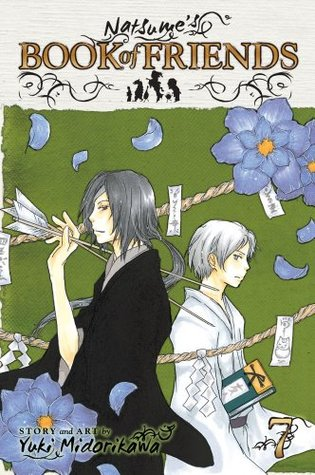 Natsume's Book of Friends, Volume 7 by Yuki Midorikawa