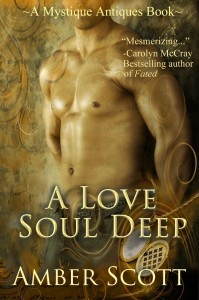 A Love Soul Deep by Amber Scott