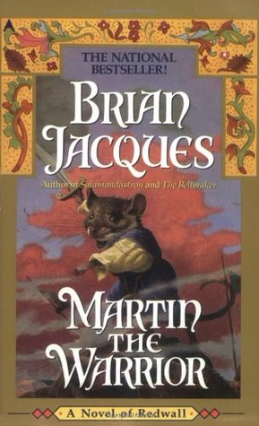 Martin the Warrior by Brian Jacques