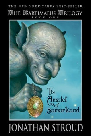 Book View: The Amulet of Samarkand