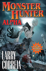 Monster Hunter Alpha (Monster Hunter International #3) (REQ) - Larry Correia