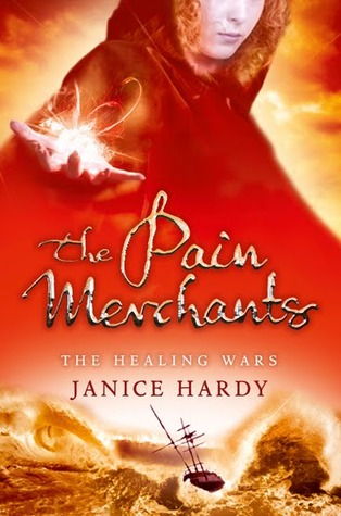 The Pain Merchants by Janice Hardy