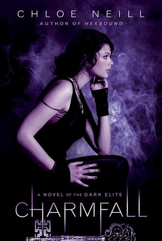 Charmfall (Dark Elite, #3)