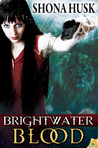 Brightwater Blood by Shona Husk