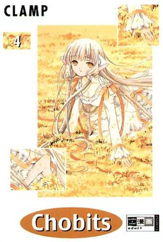 Chobits, Band 4 by CLAMP