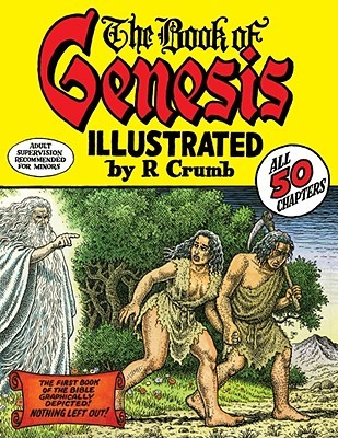 The Book of Genesis by Robert Crumb