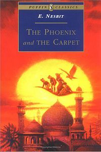 The Phoenix and the Carpet by E. Nesbit
