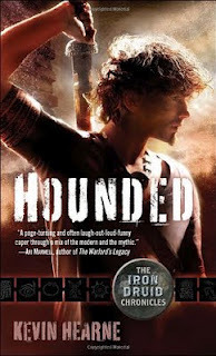 Hounded (Iron Druid #1), by Kevin Hearne (Review and a Giveaway!)