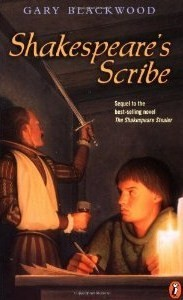 Shakespeare's Scribe by Gary L. Blackwood