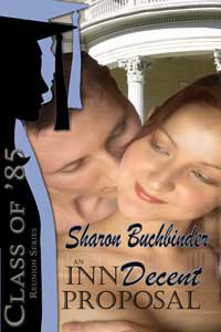 An Inn Decent Proposal by Sharon Buchbinder