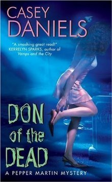 Don of the Dead (Pepper Martin #1)