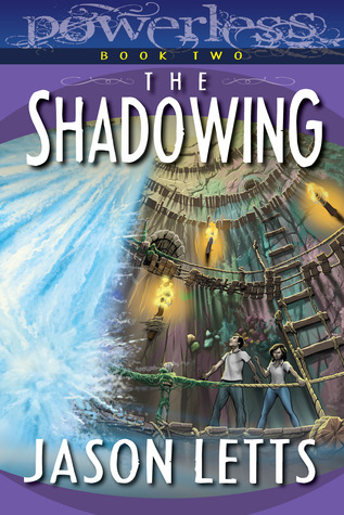 The Shadowing by Jason Letts