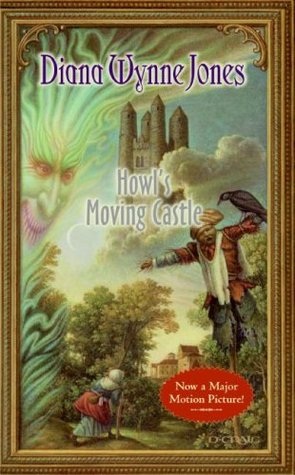 Howl's Moving Castle, US paperback