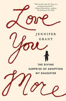 Love You More by Jennifer Grant