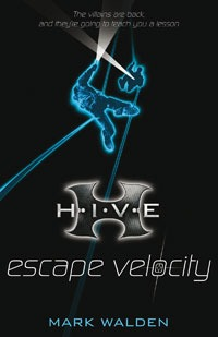 Escape Velocity (H.I.V.E., #3)