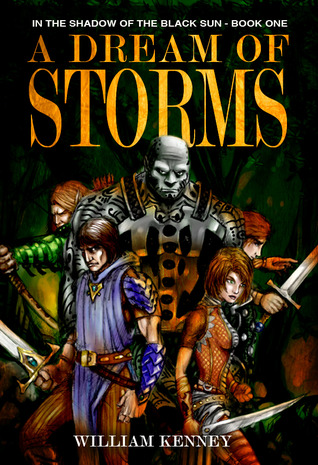 A Dream of Storms by William J. Kenney