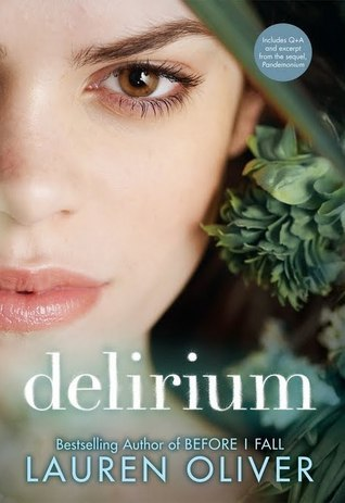 Delirum by Lauren Oliver