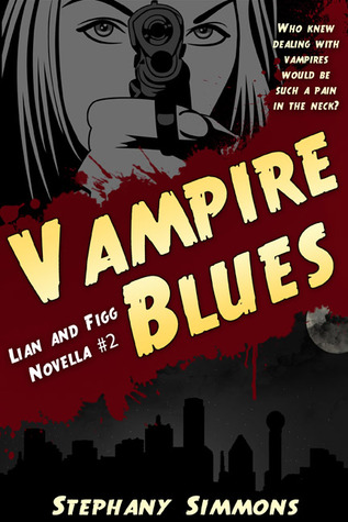 Vampire Blues (Lian and Figg #2)