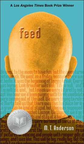 Feed - M.T. Anderson epub download and pdf download