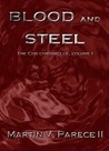Blood and Steel (The Cor Chronicles, #1)