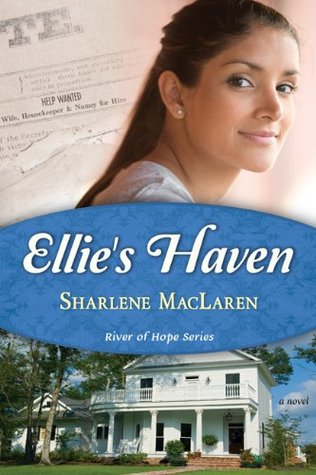 Ellie's Haven (River of Hope, #2)