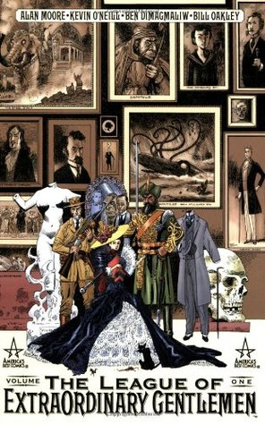 The League of Extraordinary Gentlemen, Vol. 1 by Alan Moore