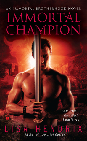 Immortal Champion (Immortal Brotherhood, #3)