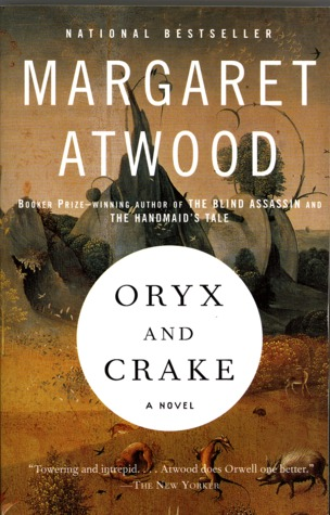 Oryx and Crake(MaddAddamTrilogy, #1)