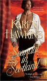Scandal in Scotland by Karen Hawkins