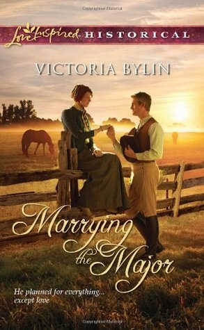 Marrying the Major by Victoria Bylin