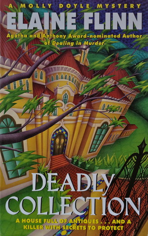 Deadly Collection by Elaine Flinn