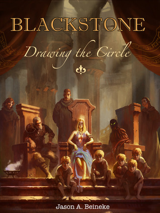 Drawing the Circle (Blackstone #1)