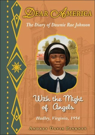 With the Might of Angels by Andrea Davis Pinkney
