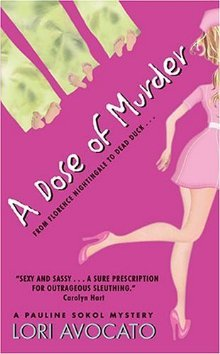 A Dose of Murder by Lori Avocato