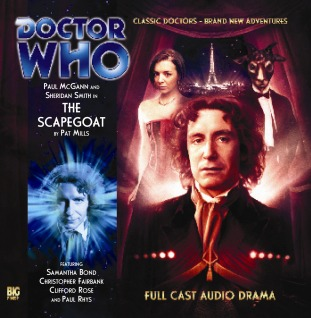 Doctor Who: The Scapegoat (The New Eighth Doctor Adventures)
