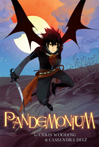 Pandemonium by Chris Wooding