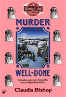 Murder Well-Done by Claudia Bishop