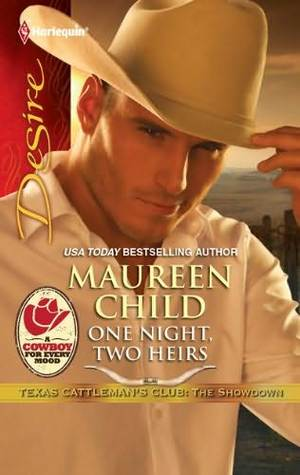 One Night, Two Heirs by Maureen Child